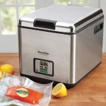 Sous Vide Cooking at Home with the SousVide Supreme Waterbath Oven