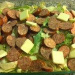 My Favorite Recipe from The Primal Blueprint Cookbook: Cabbage and Sausage!